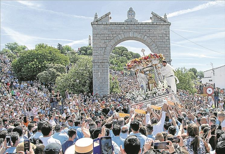 Pilgrimage of the Virgen de la Cabeza 2020
