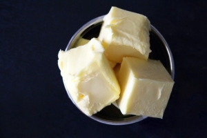 How to substitute butter for olive oil in recipes