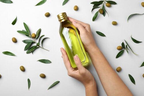 Especial propiedades del aceite de oliva